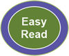 easy read materials and resources to help with learning disabilities